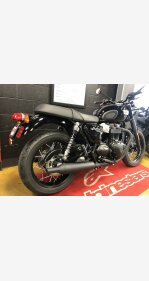2019 Triumph Bonneville 900 T100 for sale 200714294