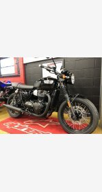 2019 Triumph Bonneville 900 T100 for sale 200722870