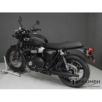 2019 Triumph Bonneville 900 T100 for sale 200731989