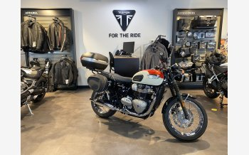 2019 Triumph Bonneville 900 T100 for sale 201025041
