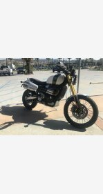 2019 Triumph Scrambler for sale 200720946