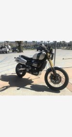2019 Triumph Scrambler for sale 200721708