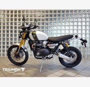2019 Triumph Scrambler XE for sale 200908710