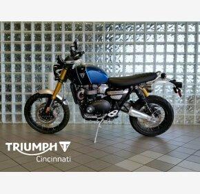 2019 Triumph Scrambler for sale 200916338