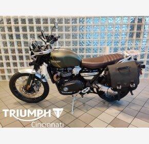 2019 Triumph Scrambler for sale 200963587