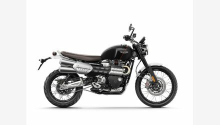 2019 Triumph Scrambler for sale 201031000