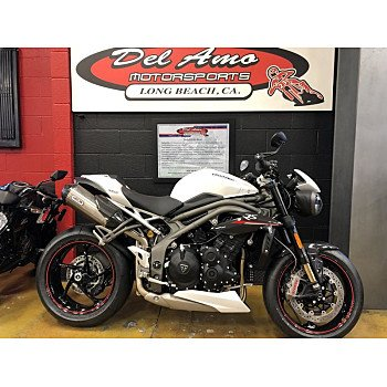 2019 Triumph Speed Triple RS for sale 200748928