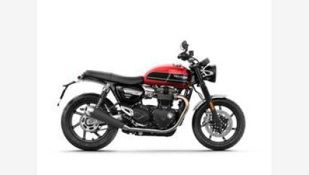 2019 Triumph Speed Twin for sale 200722684