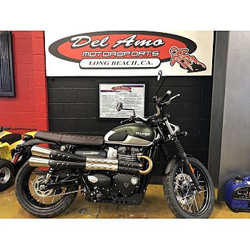 2019 Triumph Street Scrambler for sale 200737299