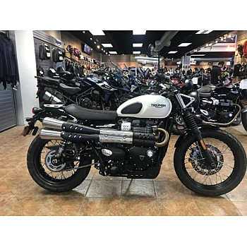 2019 Triumph Street Scrambler for sale 200737309