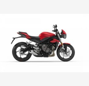 2019 Triumph Street Triple for sale 200915426