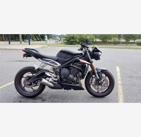 2019 Triumph Street Triple for sale 200957769