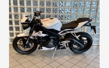 2019 Triumph Street Triple for sale 201000352