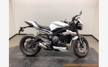 2019 Triumph Street Triple for sale 201007773
