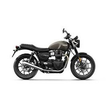 2019 Triumph Street Twin for sale 200691604