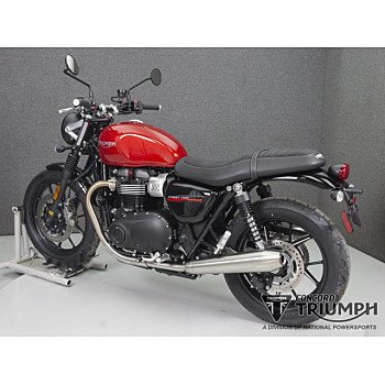 2019 Triumph Street Twin for sale 200692232