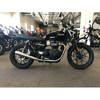 2019 Triumph Street Twin for sale 200721693