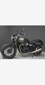 2019 Triumph Street Twin for sale 200803204