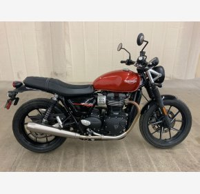 2019 Triumph Street Twin for sale 200903927