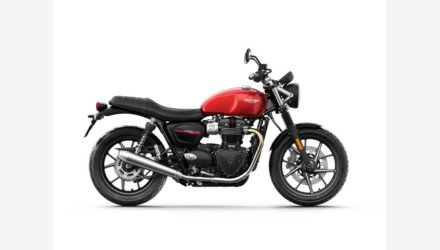 2019 Triumph Street Twin for sale 200905424