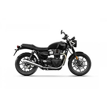 2019 Triumph Street Twin for sale 200914361