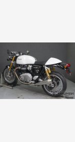 2019 Triumph Thruxton for sale 200653929
