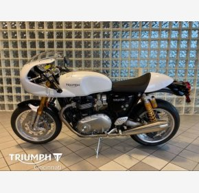 2019 Triumph Thruxton for sale 200908689