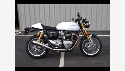 2019 Triumph Thruxton for sale 201013684