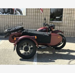 2019 Ural Gear-Up for sale 200726852