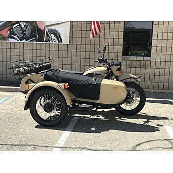 2019 Ural Gear-Up for sale 200726854