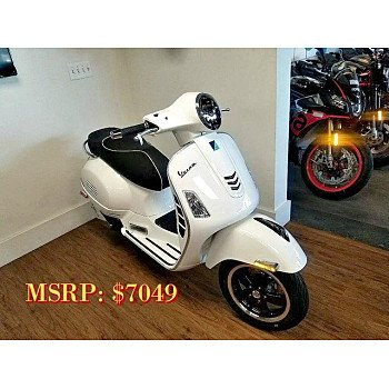 2019 Vespa GTS 300 for sale 200846825