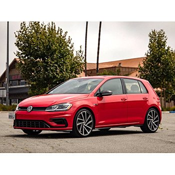 2019 Volkswagen Golf R for sale 101356687