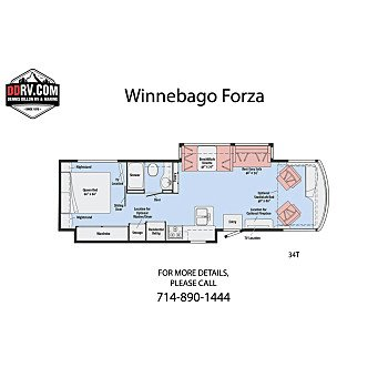 2019 Winnebago Forza for sale 300182702