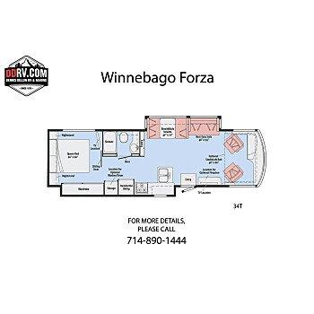 2019 Winnebago Forza for sale 300184635
