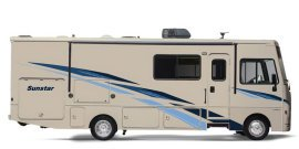 2019 Winnebago Sunstar 32YE specifications