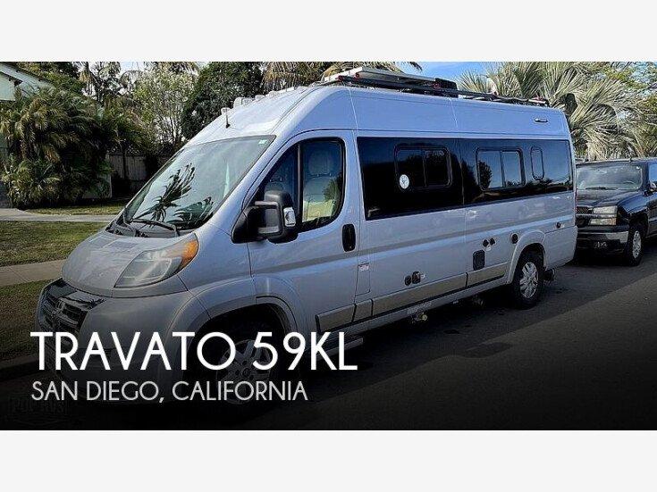 2019 Winnebago Travato for sale 300315230