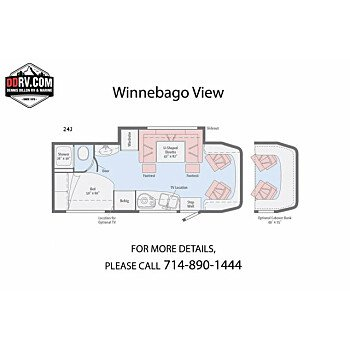 2019 Winnebago View for sale 300161060