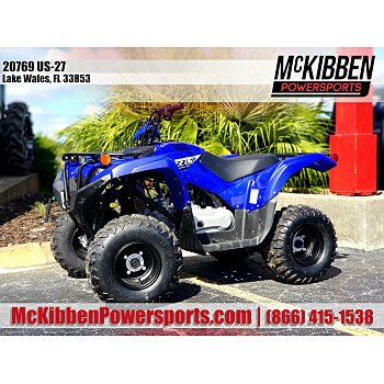 2019 Yamaha Grizzly 90 for sale 200820466