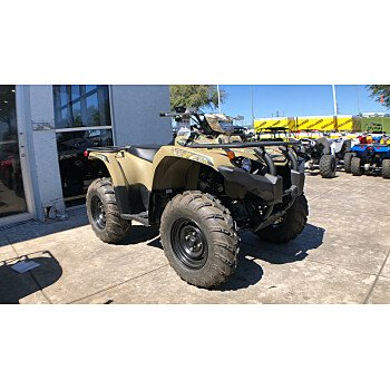 2019 Yamaha Kodiak 450 for sale 200677905