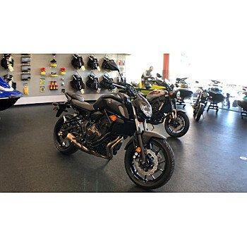 2019 Yamaha MT-07 for sale 200691863