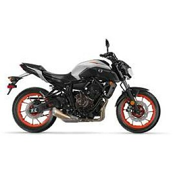 2019 Yamaha MT-07 for sale 200718179