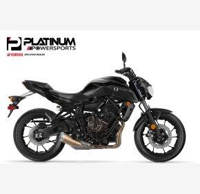 2019 Yamaha MT-07 for sale 200642594