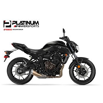 2019 Yamaha MT-07 for sale 200642594