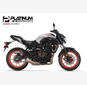 2019 Yamaha MT-07 for sale 200642611