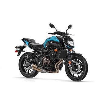 2019 Yamaha MT-07 for sale 200661178