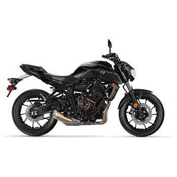 2019 Yamaha MT-07 for sale 200661180