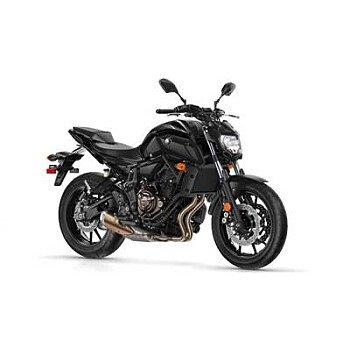 2019 Yamaha MT-07 for sale 200681421