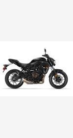 2019 Yamaha MT-07 for sale 200689305
