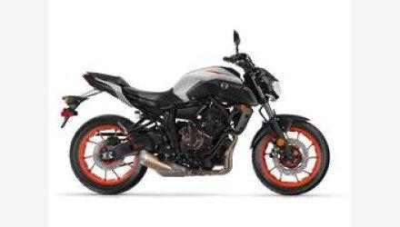 2019 Yamaha MT-07 for sale 200695090