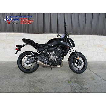 2019 Yamaha MT-07 for sale 200696202
